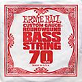 Ernie Ball 1670 Single Bass Guitar String thumbnail