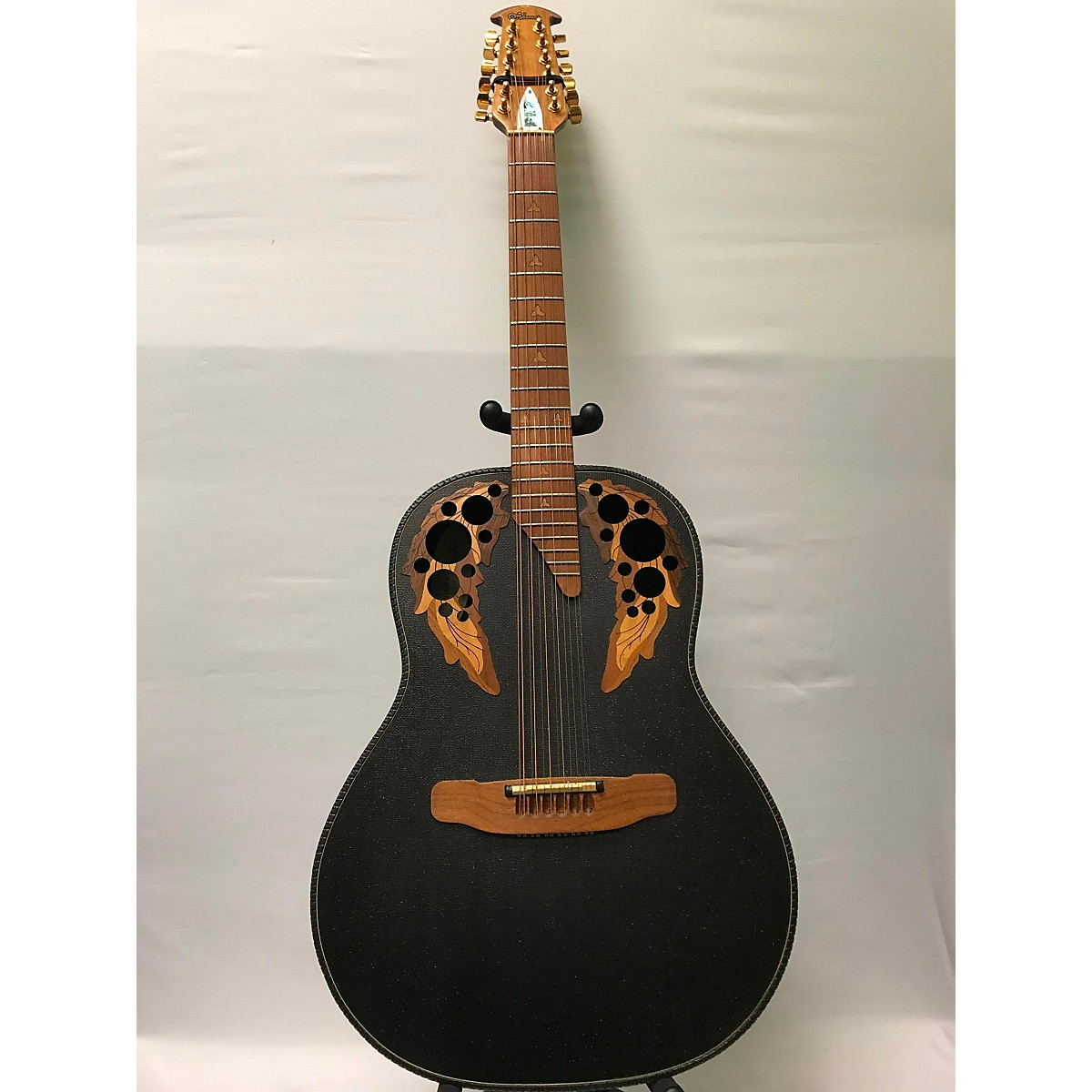 Adamas 1685-5 12 String Acoustic Electric Guitar