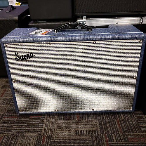 Supro 1685 Neptune Tube Guitar Combo Amp