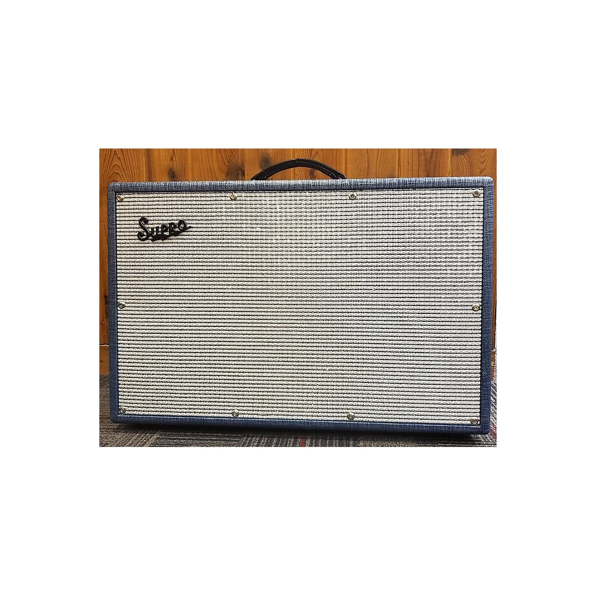 Supro 1685RT Tube Guitar Combo Amp