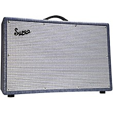 Supro 1688T Big Star 25W 2x12 Tube Guitar Combo Amp Level 1