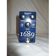 Westminster 1689 Effect Pedal