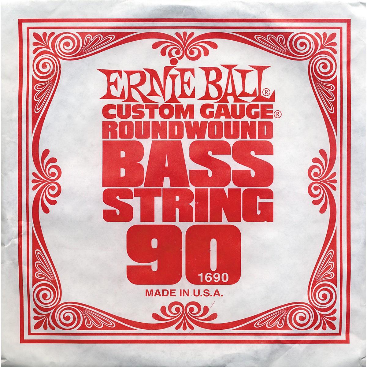 Ernie Ball 1690 Single Bass Guitar String