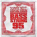 Ernie Ball 1695 Single Bass Guitar String thumbnail