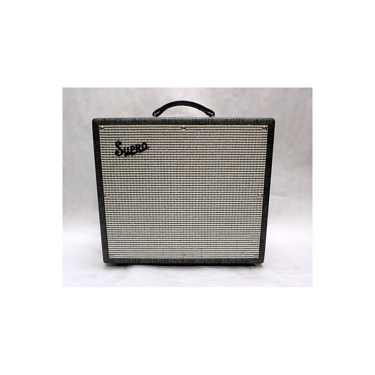 Supro 1695T Black Magick 25W 1x12 Tube Guitar Combo Amp