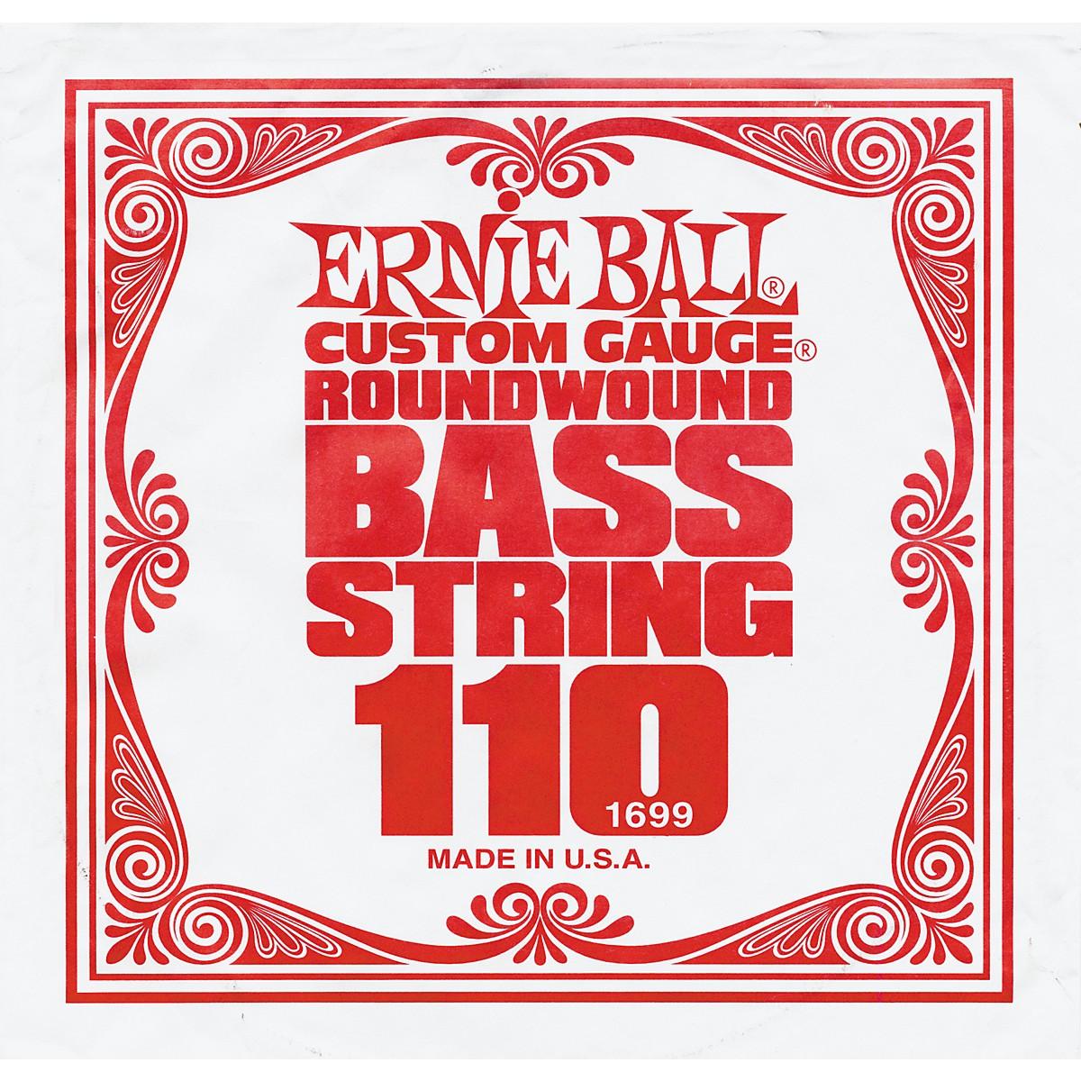 Ernie Ball 1699 Single Bass Guitar String