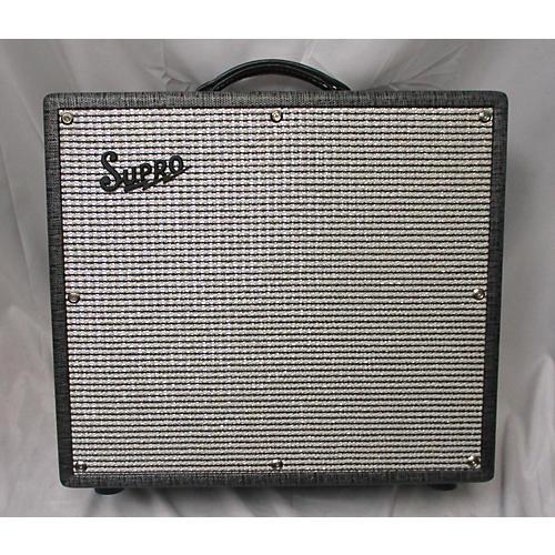 Supro 1699RC Statesman Tube Guitar Combo Amp