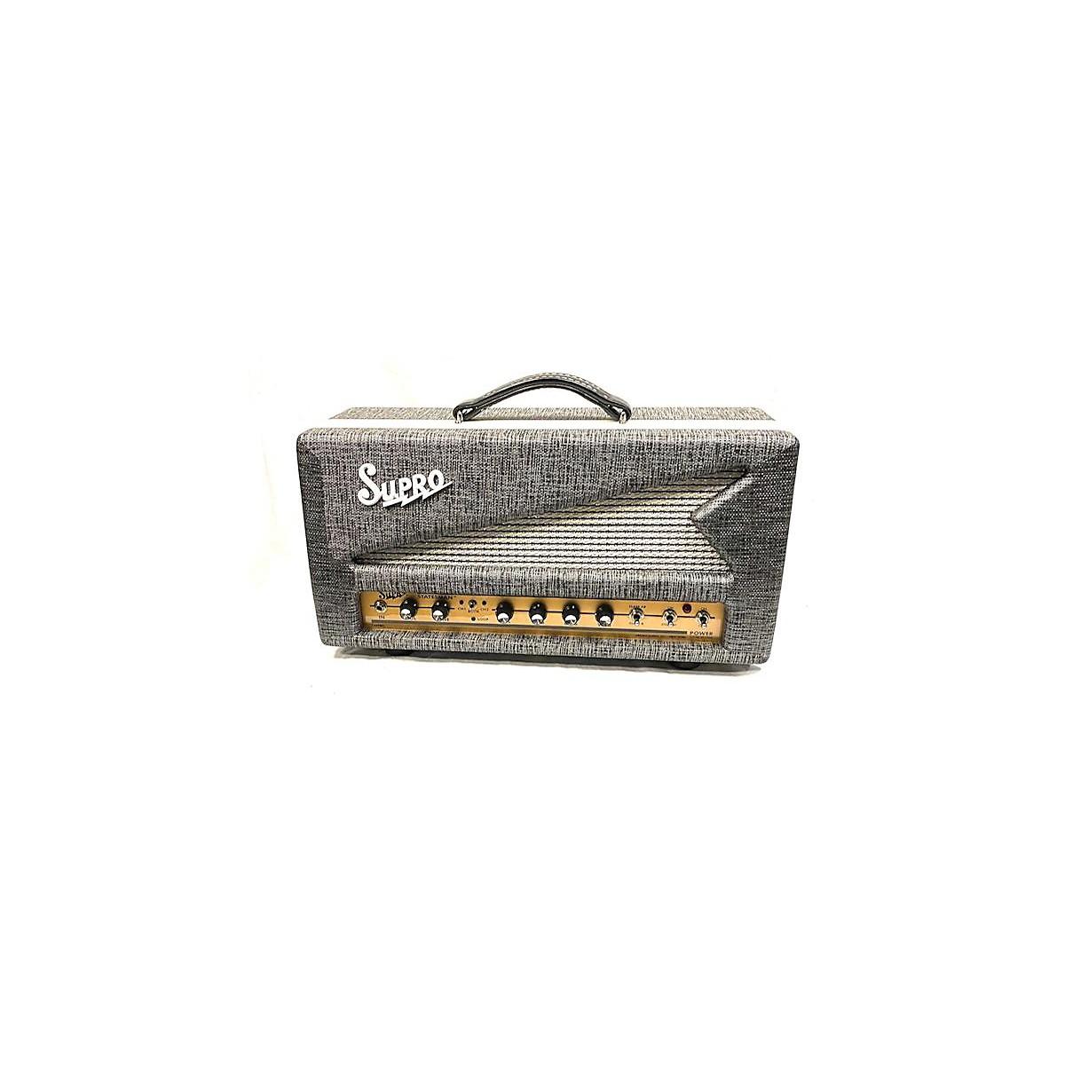 Supro 1699rh Tube Guitar Amp Head