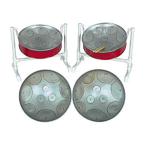 Fancy Pans 16DBL Double Mini Chromatic Steel Drum