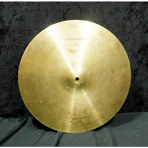 Pulse 16in 16 INCH CRASH Cymbal