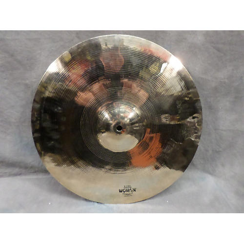 Wuhan 16in 16 In Med Thin Crash Cymbal