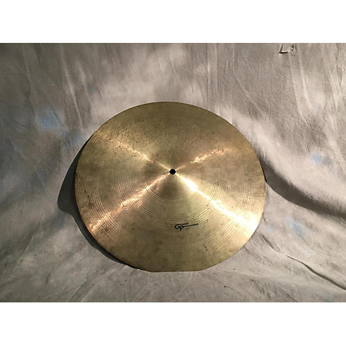 Groove Percussion 16in 16 Inch Crash Cymbal