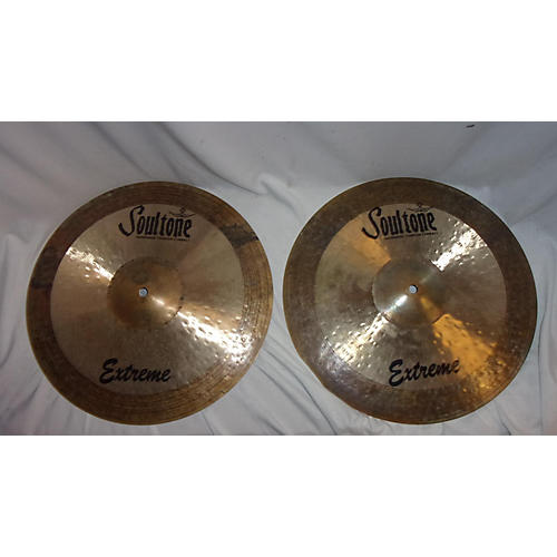 Soultone 16in 16in Extreme Hi-hats Cymbal
