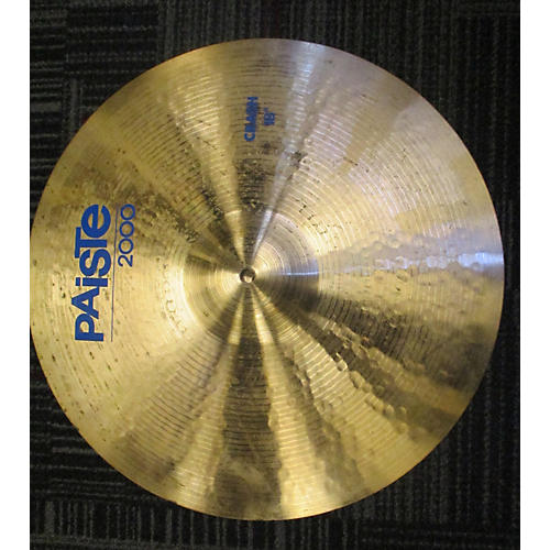 Paiste 16in 2000 Series Power Crash Cymbal