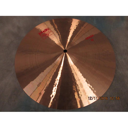Paiste 16in 2002 Crash Cymbal