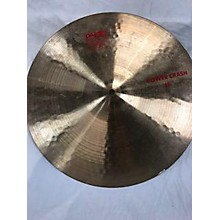 Paiste 16in 2002 Power Crash Cymbal