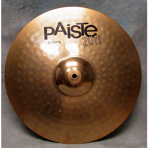 Paiste 16in 201 Cymbal