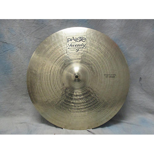 Paiste 16in 2K2 Prototype Crash Cymbal