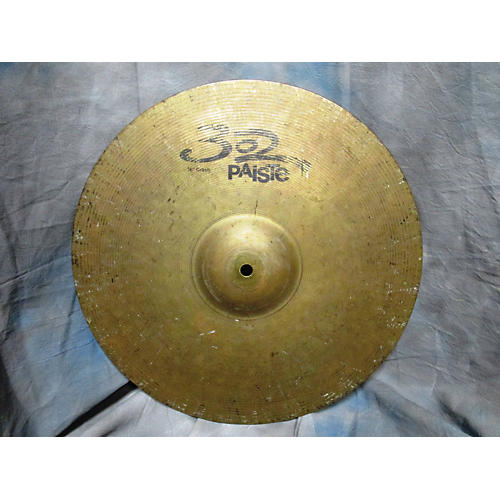 Paiste 16in 302 CRASH Cymbal