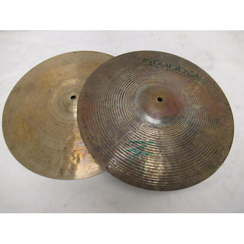 Istanbul Agop 16in 30th Anniversary Hi Hat Cymbal
