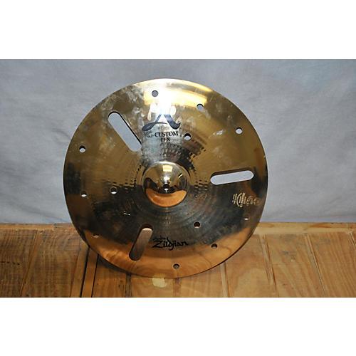 Zildjian 16in A Custom EFX Crash Cymbal