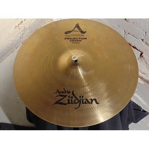 Zildjian 16in A Custom Projection Crash Cymbal