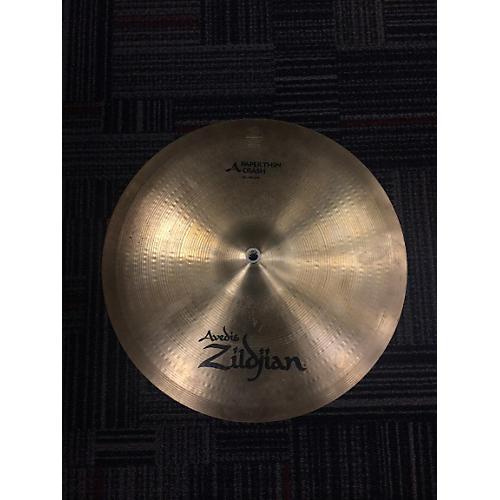 Zildjian 16in A PAPER THIN CRASH Cymbal