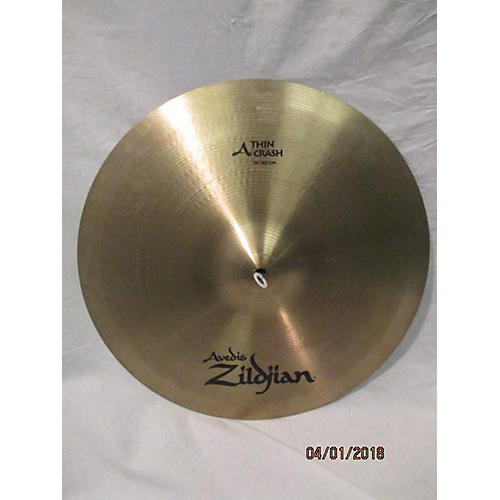 Zildjian 16in A Thin Crash Cymbal