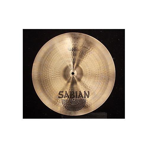 Sabian 16in AA Chinese Cymbal
