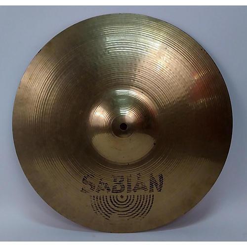 Sabian 16in AA Metal Crash Cymbal