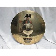 Sabian 16in AA Raw Bell Crash Cymbal
