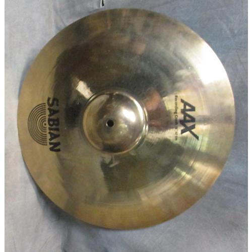 Sabian 16in AAX RECORDING CRASH Cymbal