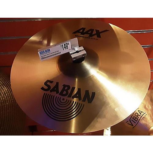 Sabian 16in AAX Saturation Crash Cymbal