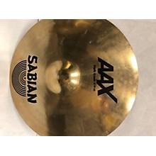 Sabian 16in AAX Series Dark Crash Cymbal