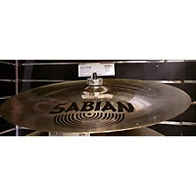 Sabian 16in AAX Xtreme Chinese Brilliant Cymbal
