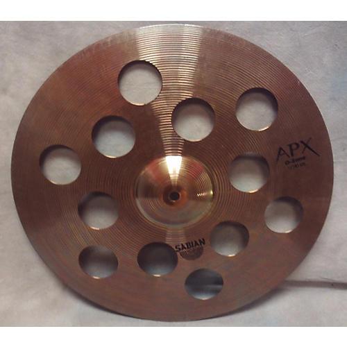 Sabian 16in APX Ozone Crash Cymbal