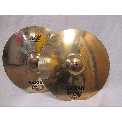 Sabian 16in Aaxplosion Hihat Cymbal