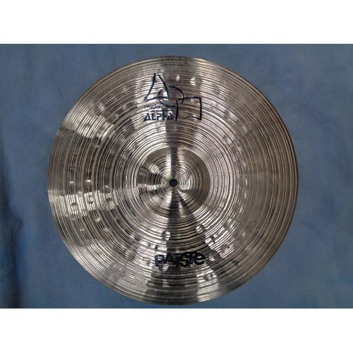 Paiste 16in Alpha Thin Crash Cymbal