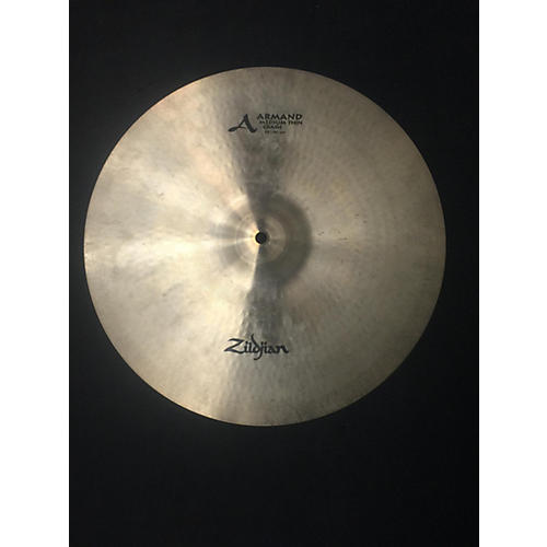 Zildjian 16in Armand Series Medium Thin Crash Cymbal