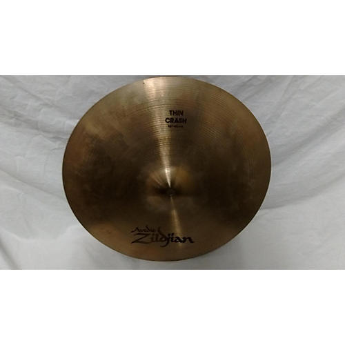 Zildjian 16in Avedis Thin Crash Cymbal
