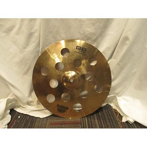 Sabian 16in B8x Pro Ozone Crash Cymbal