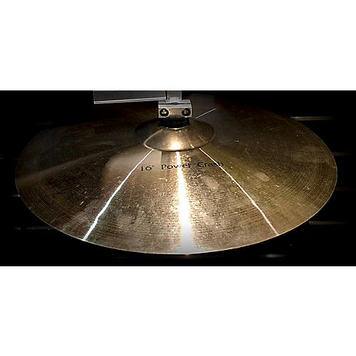 Paiste 16in Bronze 502 Power Cymbal