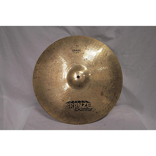 Zildjian 16in Bronze Scimitar Cymbal