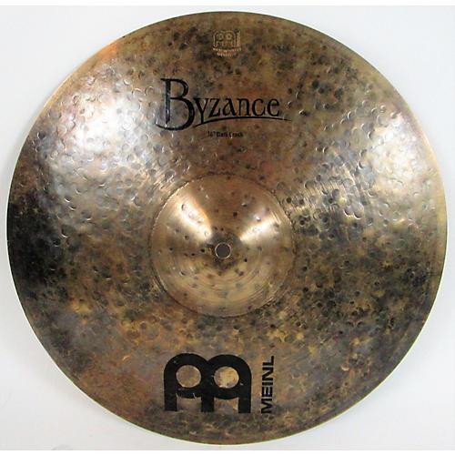 Meinl 16in Byzance Dark Crash Cymbal