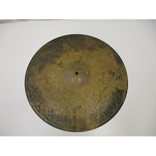 Meinl 16in Byzance Extra Thin Dry Crash Cymbal