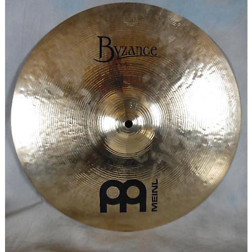 Meinl 16in Byzance Medium Crash Brilliant Cymbal