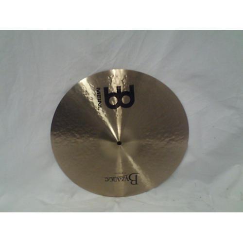 Meinl 16in Byzance Traditional Medium Crash Cymbal