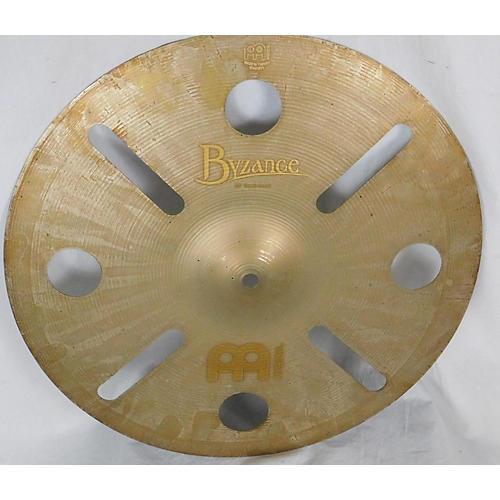Meinl 16in Byzance Vintage Trash Crash Cymbal
