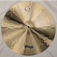 "Stagg 16in CLASSIC SERIES 16"" THIN CRASH Cymbal"