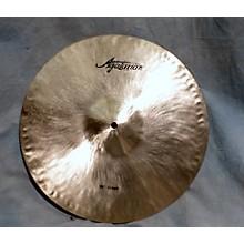 Agazarian 16in CYMBAL Cymbal